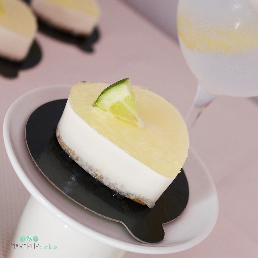 cheesecake al gin tonic
