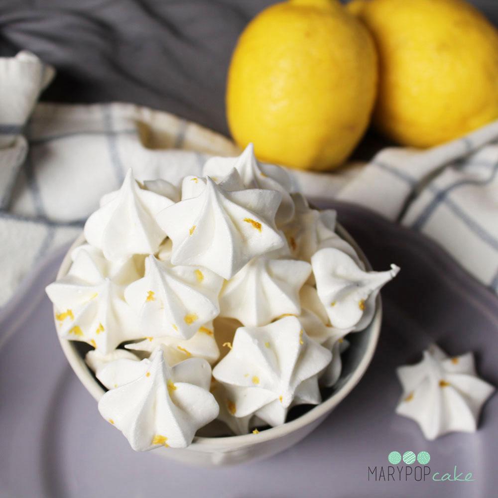Meringhe al limone